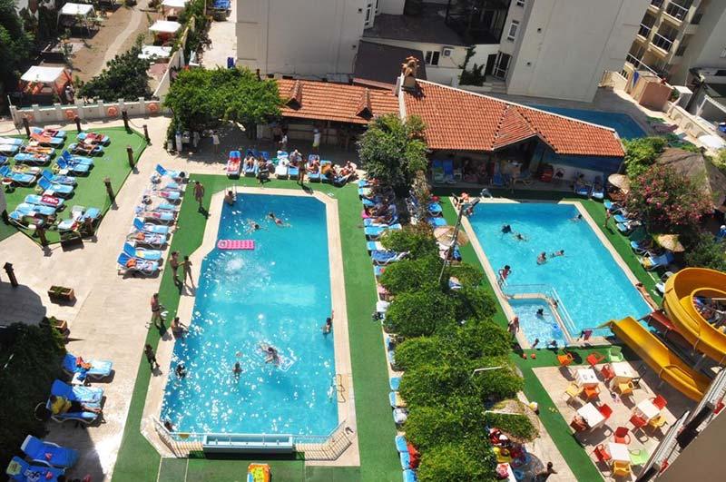 هتل آگین پارک مارماریس