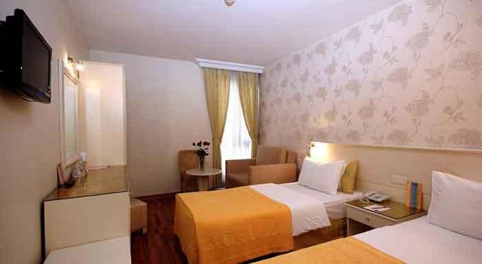 هتل آنتيك استانبول