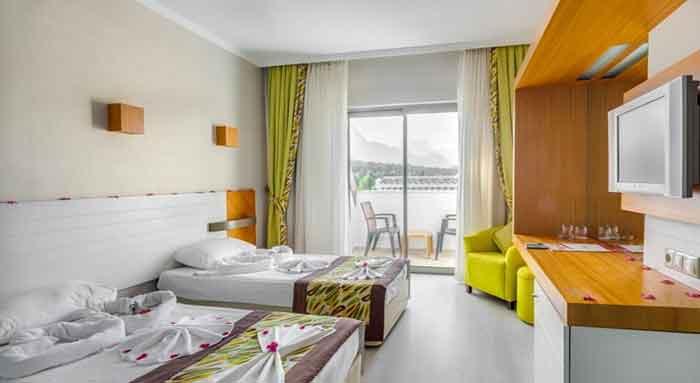 هتل آرماس ریزورت آنتالیا