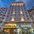 هتل آوانتگارد تقسیم استانبول