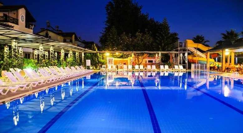 هتل بلکون کلاب بلک آنتالیا