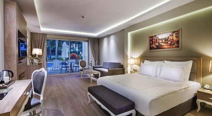 هتل بلیس دلوکس آنتالیا