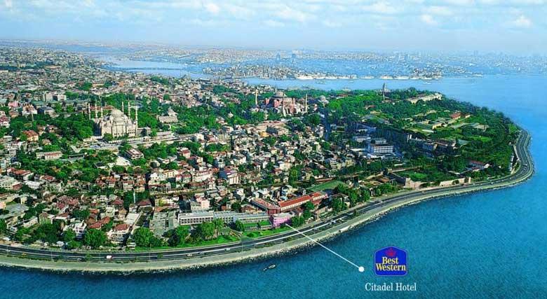 هتل بست وسترن سیتادل استانبول