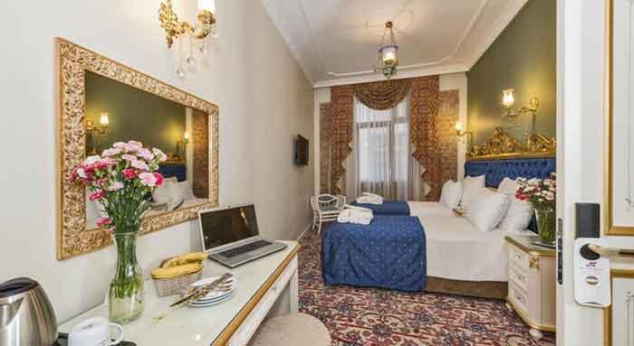 هتل بای مورات کراون استانبول