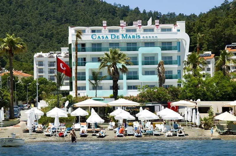 هتل کاسا د ماریس مارماریس