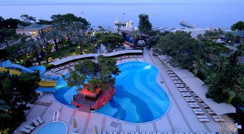 هتل کاتاماران ریزورت آنتالیا