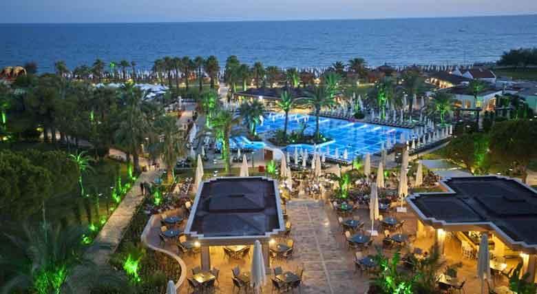 هتل کریستال تات بیچ بلک آنتالیا