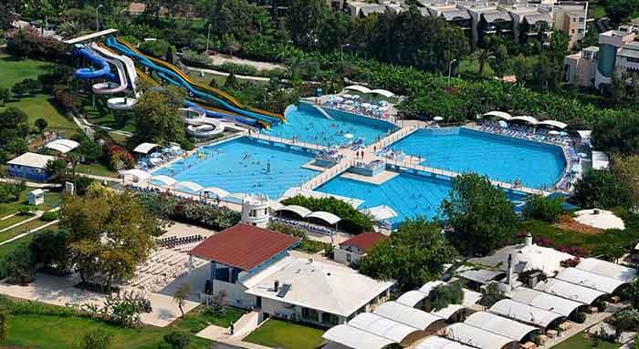 هتل دایما ریزورت آنتالیا