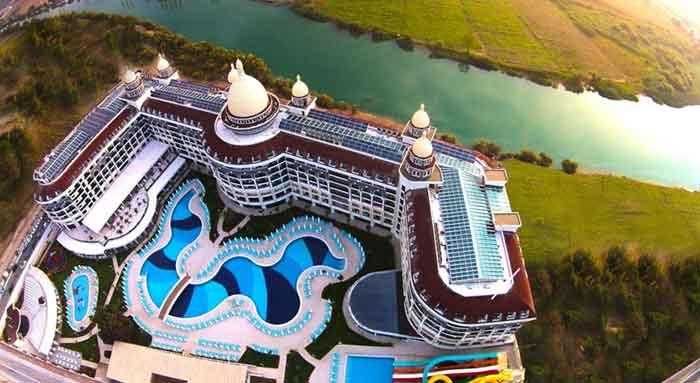 هتل دیاموند پرمیوم آنتالیا