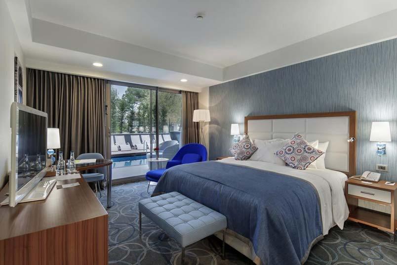 هتل دابل تری بای هیلتون کوش آداسی