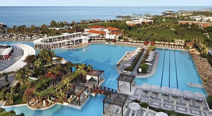 هتل الا کوالیتی ریزورت آنتالیا