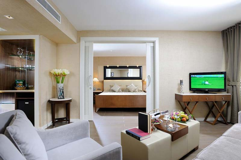 هتل الگانس اینترنشنال مارماریس