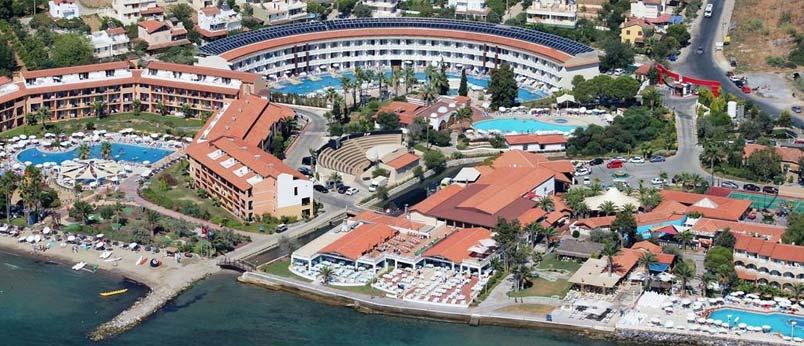 هتل افسیا بیچ کلاب کوش آداسی