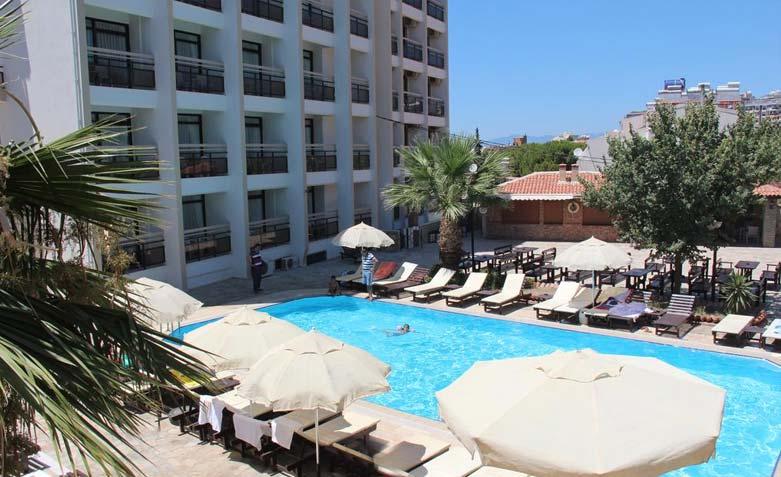 هتل ایست کوش آداسی