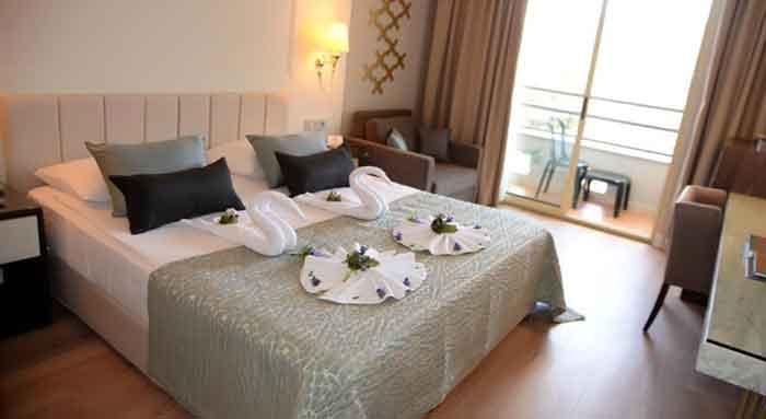 هتل فم رزیدنس آنتالیا