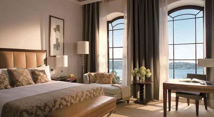هتل فور سیزن بسفر استانبول