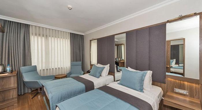 هتل گلدن ایج 1 استانبول