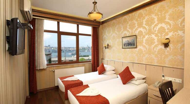 هتل گلدن هورن استانبول
