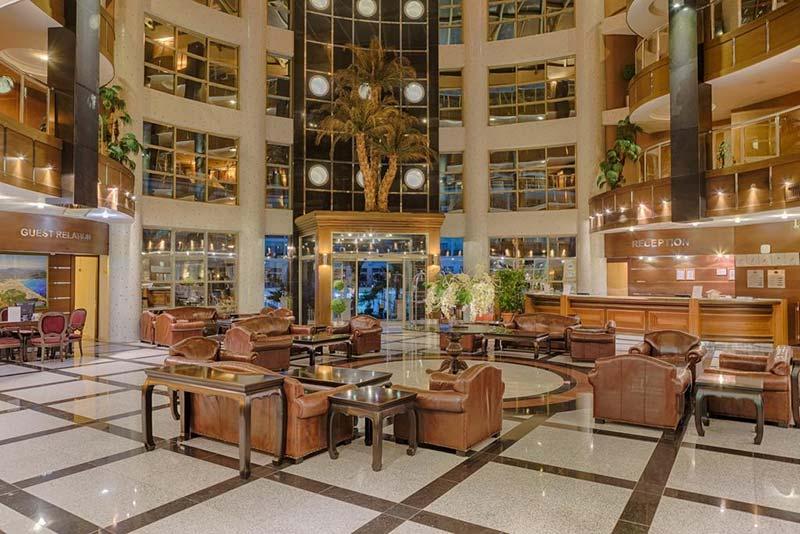 هتل گرند پاشا مارماریس