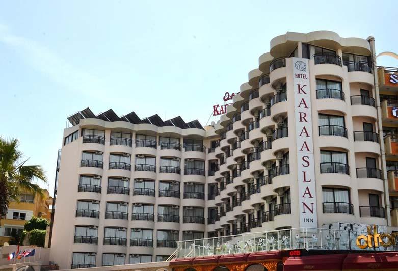 هتل بای کاراسلان این کوش آداسی
