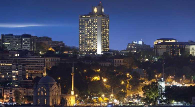 هتل اینترکنتیننتال استانبول