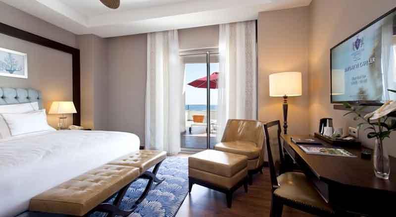 هتل کایا پلازو گلف ریزورت آنتالیا