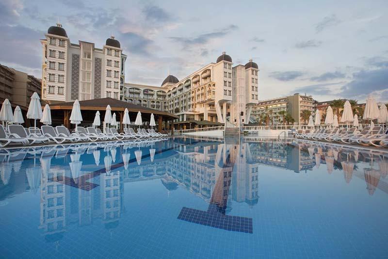 هتل کیرمان سیدرا آلانیا