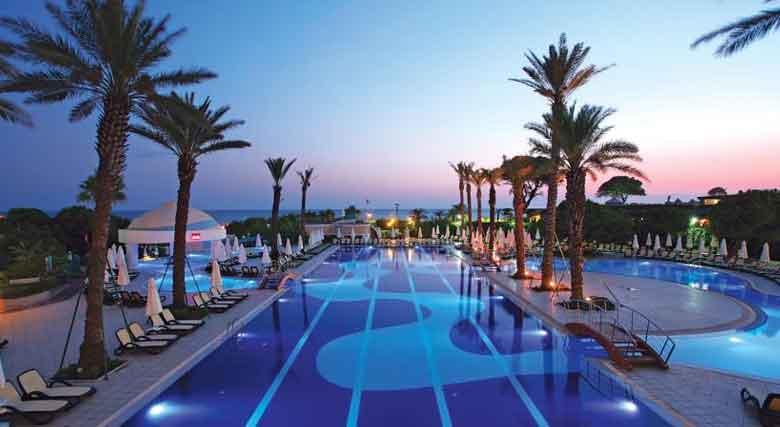هتل لیماک آتلانتیس دلوکس آنتالیا