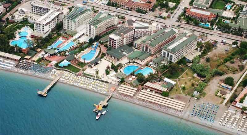 هتل لیمز بونا دا کمر آنتالیا