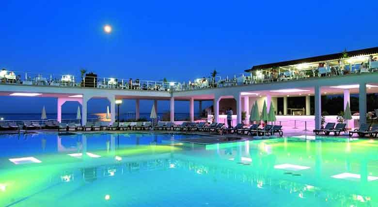 هتل مجستی کلاب لا مر آرت آنتالیا