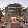 هتل مالیبو بیچ مارماریس