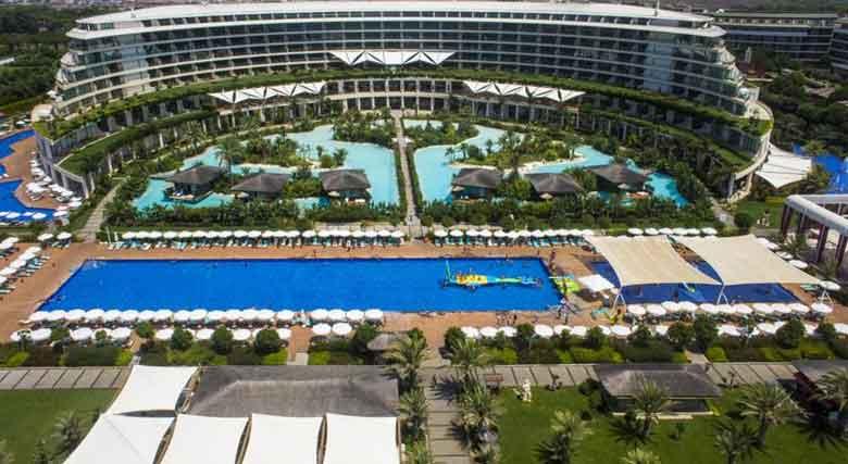 هتل مکس رویال بلک آنتالیا