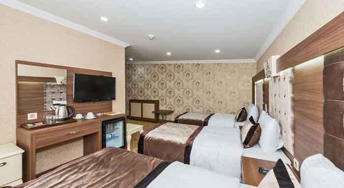 هتل هرا مونتاگنا استانبول