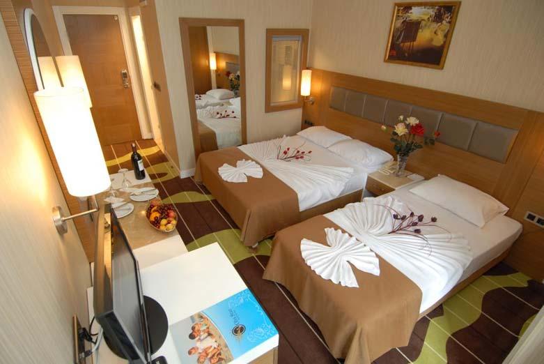 هتل اوبا استار آلانیا
