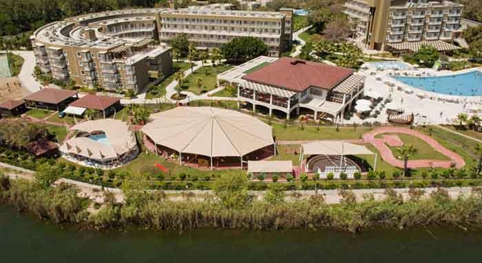 هتل اتیوم اکو کلاب آنتالیا