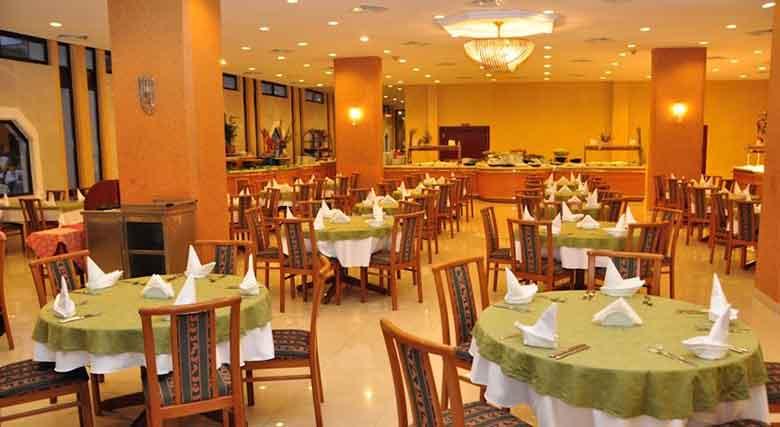 هتل اوزکایماک کمر مارینا
