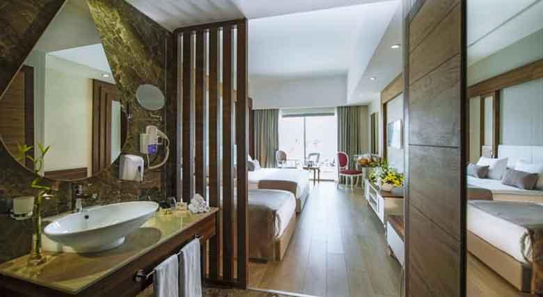 هتل پورت نیچر لاکچری ریزورت آنتالیا