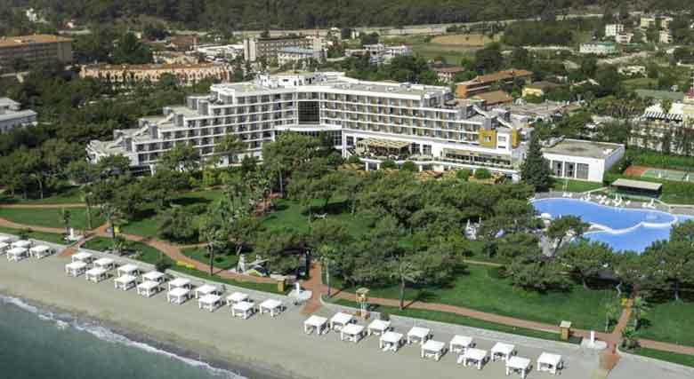 هتل ریکسوس بلدیبی