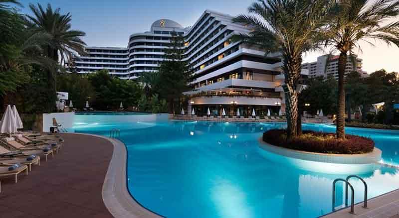 هتل ریکسوس دان تاون آنتالیا