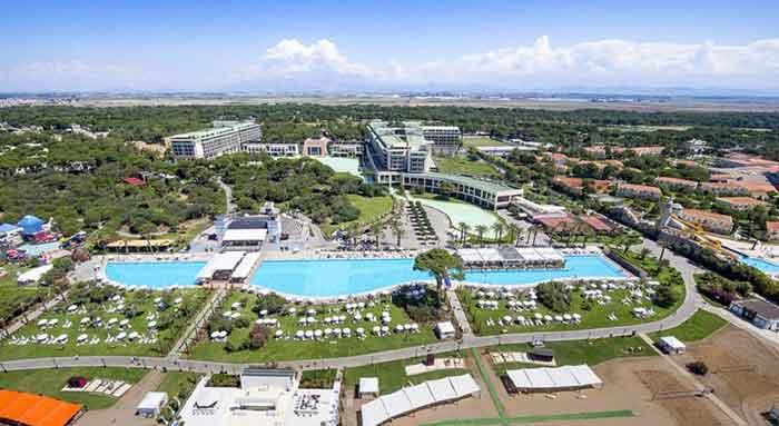 هتل رکسوس پریمیوم آنتالیا