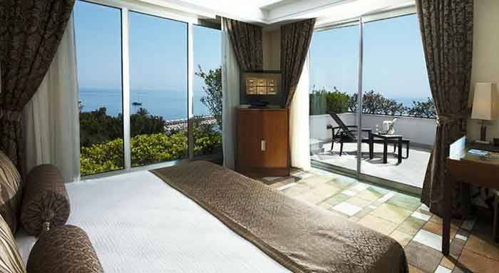 هتل رکسوس سان گیت آنتالیا