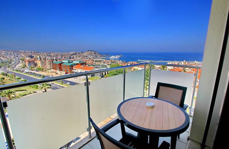 هتل رویال پارادایس کوش آداسی