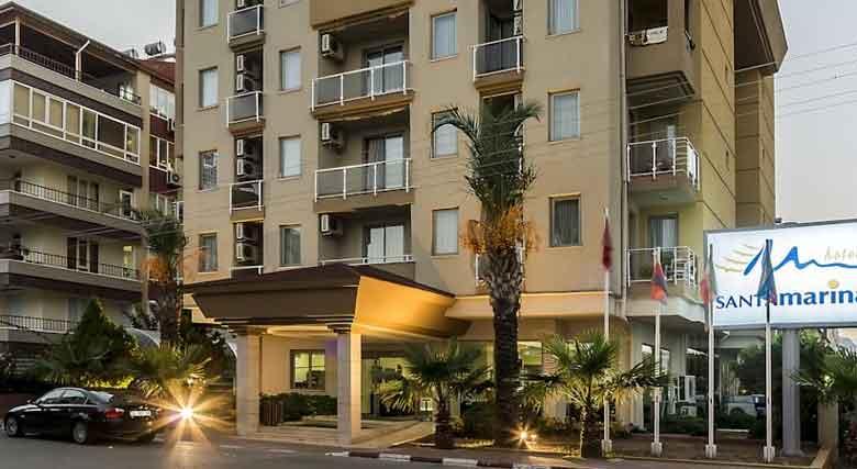 هتل سانتا مارینا آنتالیا