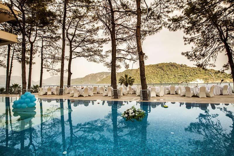 هتل سنتیدو اورکا لوتوس بیچ مارماریس