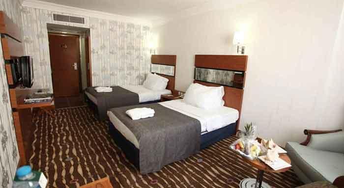 هتل گرین پارک تکسیم استانبول