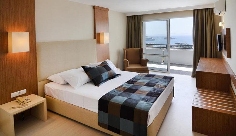 اتاق هتل پانوراما هیل کوش آداسی