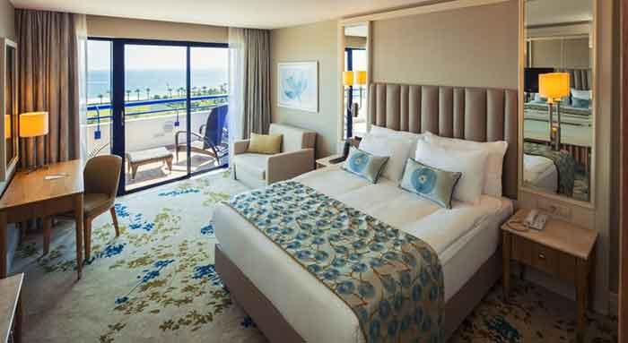 هتل تایتانیک بیچ آنتالیا