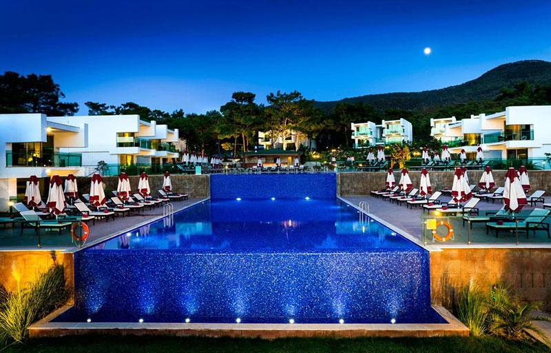 هتل ووگ بدروم