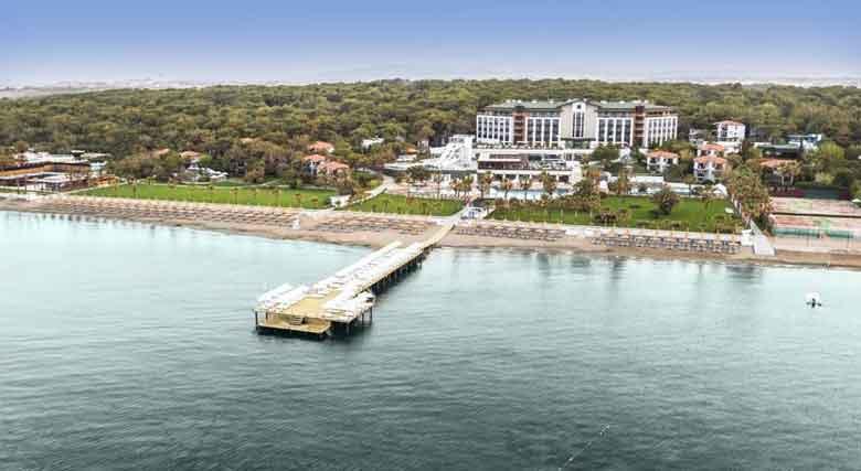 هتل ویاژ سورگون آنتالیا