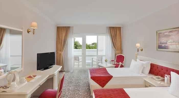 هتل وو کرملین پالاس آنتالیا
